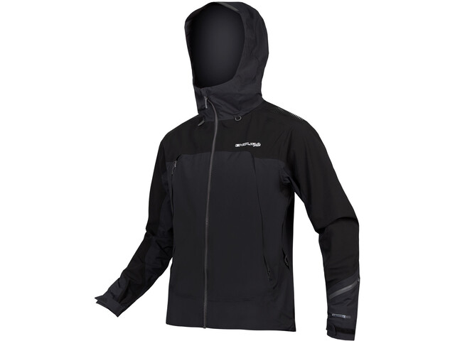 Endura MT500 II Veste Imperméable Homme, black